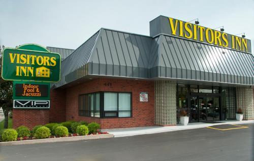 Visitor's Inn - Hamilton, ON L8S 1A2