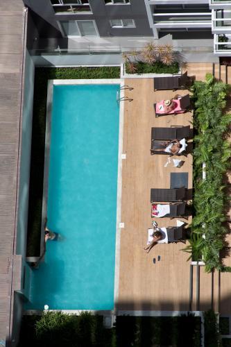 Urbano Apartments Miraflores Pardo Bild 5