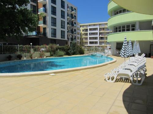 Pirop City Apartments