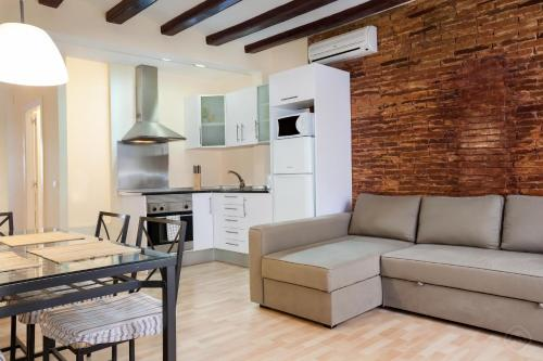 Ramblas Area Apartments impression