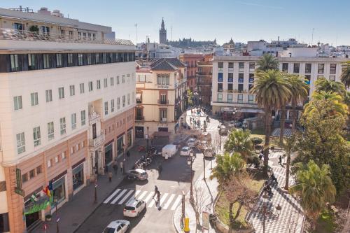 Hotel América Sevilla photo 14