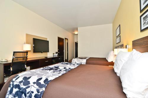 Sleep Inn & Suites Miles City Photo