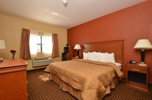 Econo Lodge Inn And Suites Little Rock - Little Rock, AR 72209