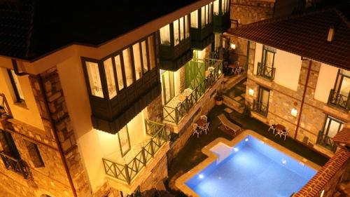 Selcuk celsus hotel how to get