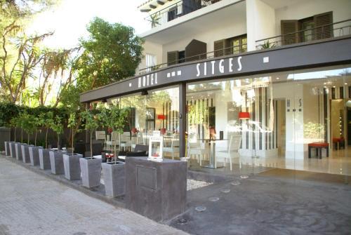 Hotel Sitges impression