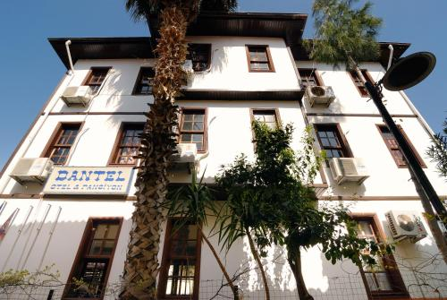 Antalya Dantel Pension harita