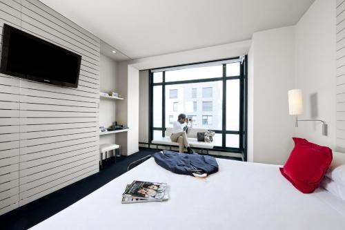 Habitación Doble Superior (1-2 adultos) Hotel Miró 23