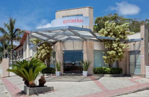 Hotel Geranius Praia dos Ingleses Photo