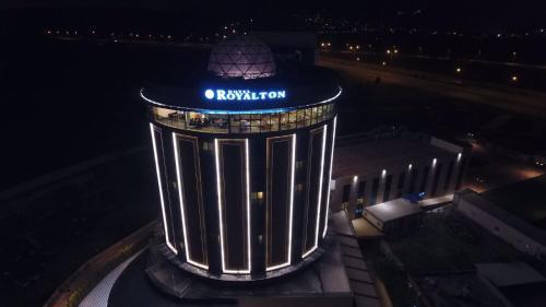 Osmaniye Royalton Hotel harita