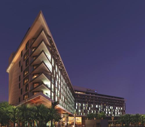 Radisson Blu Hotel, Abu Dhabi Yas Island photo 10