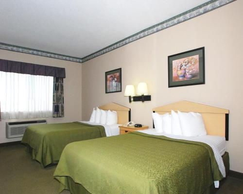 Quality Inn And Suites Jackson Airport - Pearl, MS 39208