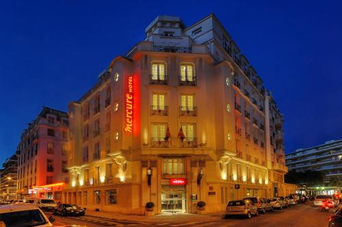 Mercure Nice Centre Grimaldi photo 21