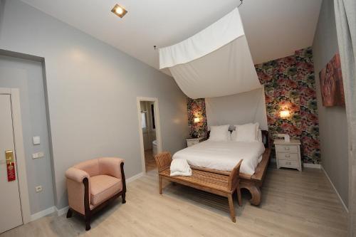 Suite Junior Hotel Château Viñasoro 4