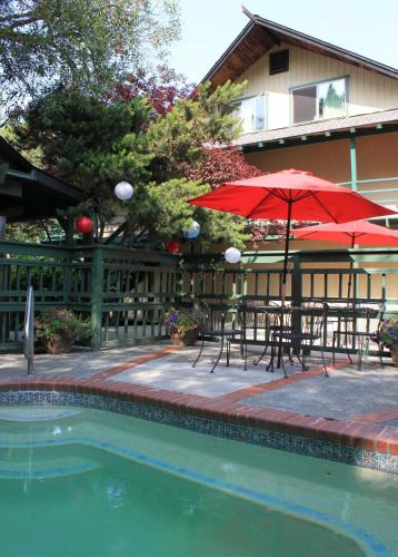Discovery Inn - Friday Harbor, WA 98250