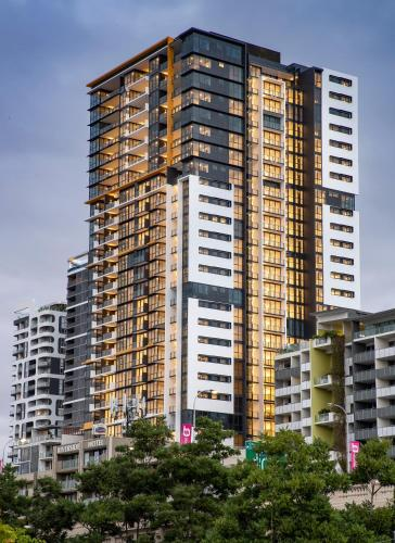 Brisbane Casino Tower South Bank