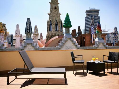 Gaudi Hotel impression