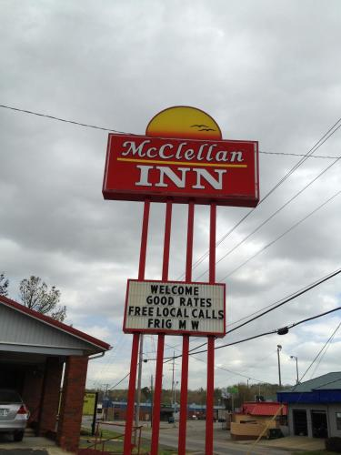 Mcclellan Inn - Anniston, AL 36206