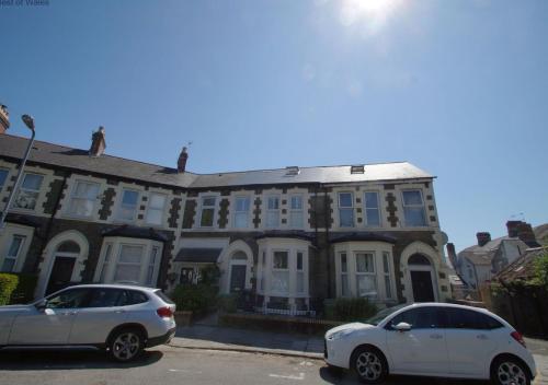 Glan yr Afon Cardiff Townhouse Foto 4