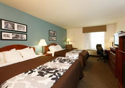 Sleep Inn & Suites Evansville Photo