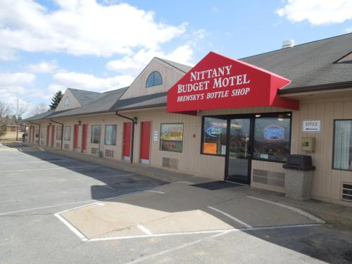 Nittany Budget Motel - State College, PA 16801