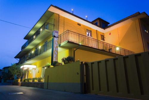 Hotel Raphael a Montecatini Terme
