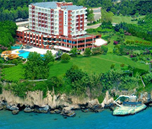 Antalya Nazar Beach Hotel tatil
