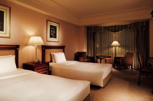 Rihga Royal Hotel Tokyo photo 78