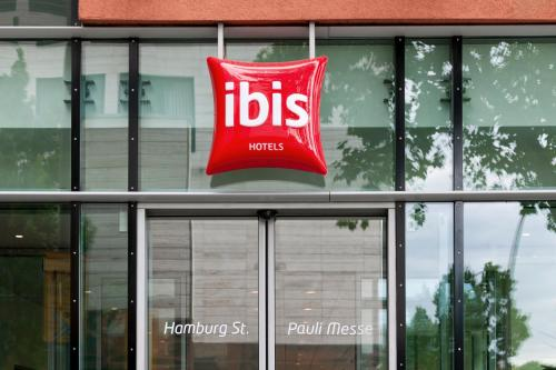 ibis Hotel Hamburg St. Pauli Messe photo 1