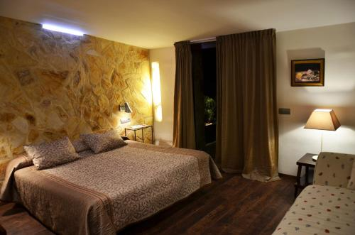 Superior Double Room with Terrace Hotel Galena Mas Comangau 38