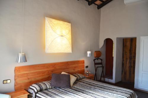 Habitación Doble Superior con terraza Hotel Galena Mas Comangau 42
