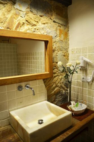Double or Twin Room Hotel Galena Mas Comangau 18