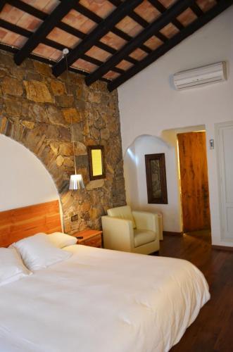 Double or Twin Room Hotel Galena Mas Comangau 21