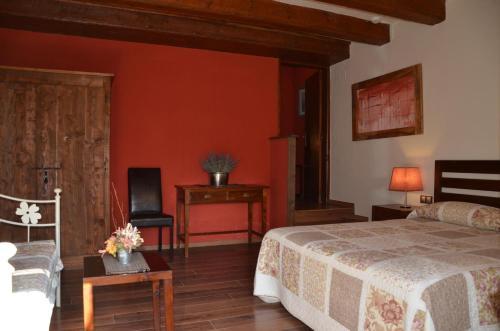 Double or Twin Room Hotel Galena Mas Comangau 26