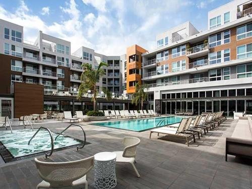west hollywood luxe apartment los angeles los angeles county
