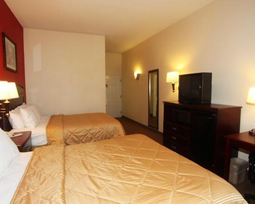 Executive Inn Jacksonville - Jacksonville, TX 75766