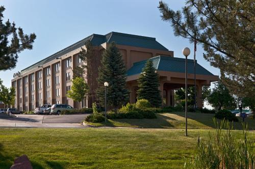 Hampton Inn Colorado Springs Central Air Force Academy