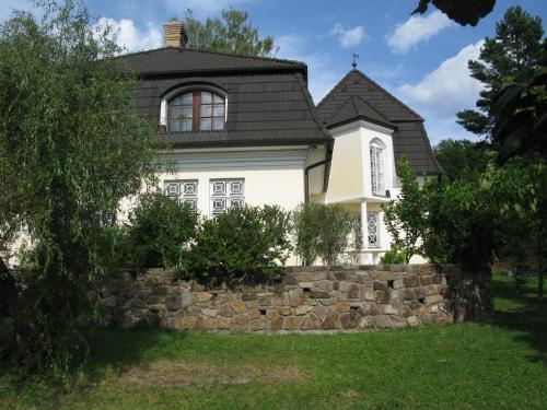 Vila Chateau.  Foto 2