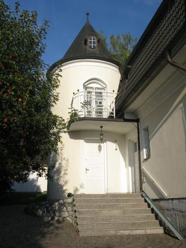 Vila Chateau.  Foto 4