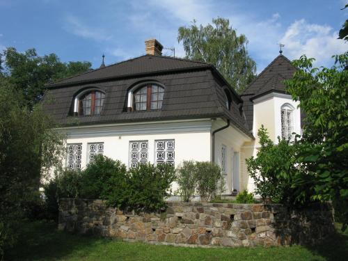 Vila Chateau.  Foto 1