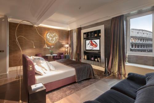 Hotel Palazzo Manfredi – Relais & Chateaux photo 4