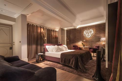 Hotel Palazzo Manfredi – Relais & Chateaux photo 6