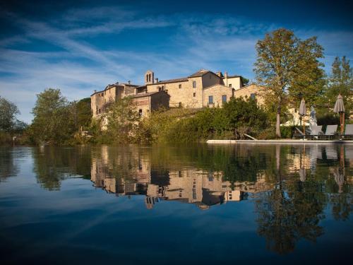Monastero d'Ombrone, Siena, Italy.