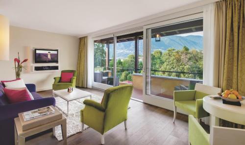 Via del Segnale 10, 6612 Ascona, Switzerland.