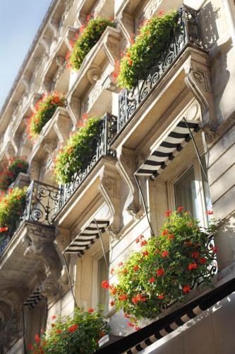 Hôtel Elysées Régencia impression