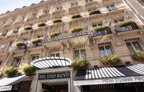 Hôtel Elysées Régencia photo 12