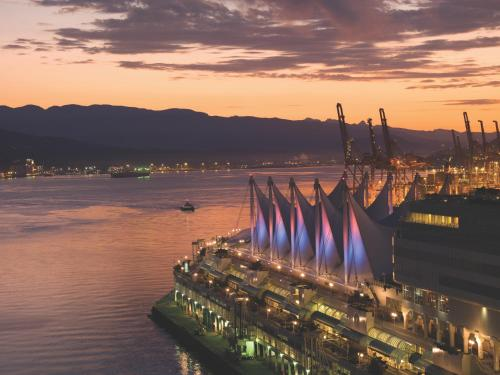 Fairmont Pacific Rim - Vancouver, BC V6C 0B9