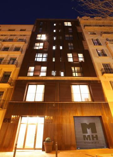 MH Apartments Urban photo 21