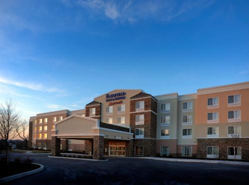 Fairfield Inn & Suites By Marriott Kennett Square - Kennett Square, PA 19348