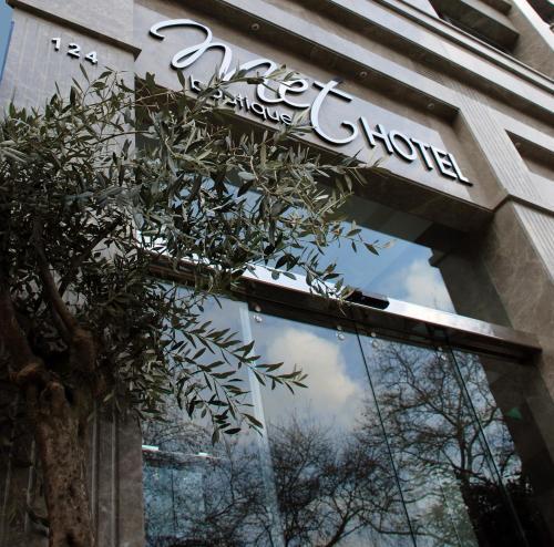 Izmir Met Boutique Hotel online rezervasyon