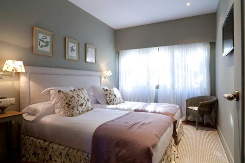 Suite deluxe with private pool  Hotel Boutique Pinar 114